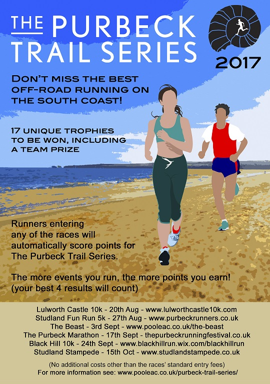 The Purbeck Trail Series